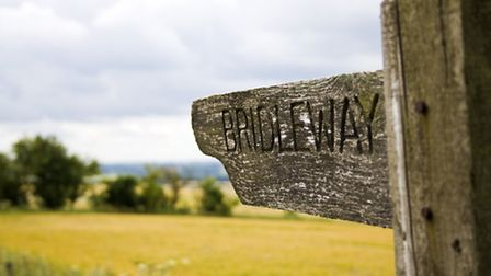 Bridleways need to be used and celebrated, says the BHS (Photo: Graham Scambler)