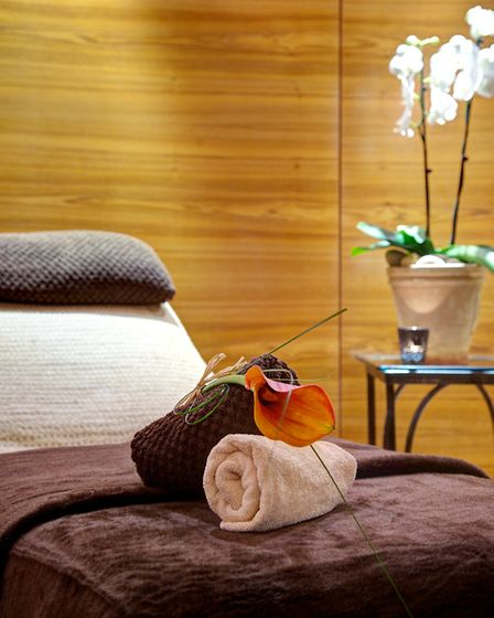 The Spa at The Chester Grosvenor (credit: Charles Coleman)