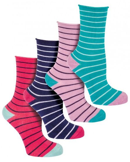 BAM bamboo socks make a great gift for Father's Day