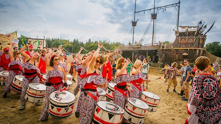BoomTown Fair is one of the UK's wildest independent festivals (Photo by Jody Hartley)