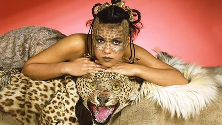 Annabella Lwin, of Bow Wow Wow fame