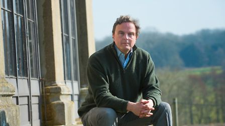Michael first visited The Grange last year and fell in love with its character