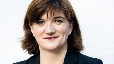 The Secretary of State for Education and Minister for Women and Equalities Nicky Morgan MP