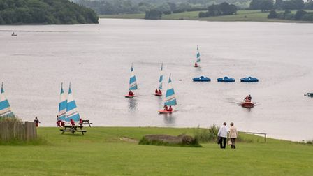 Bewl is a watersports paradise