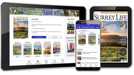 We are thrilled to announce the release of our new Surrey Life magazine App!