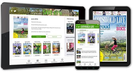 The NEW Cotswold Life App