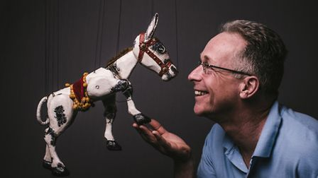 Muffin the Mule is a puppet who was hugely popular the world over in the 40s and 50s. Will McNally (grandson of Muffins...