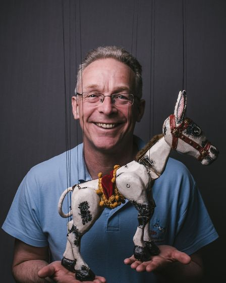 Muffin the Mule is a puppet who was hugely popular the world over in the 40s and 50s. Will McNally (