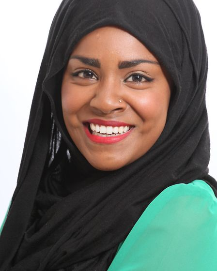 Nadiya Hussein will be at the Bakewell Baking festival