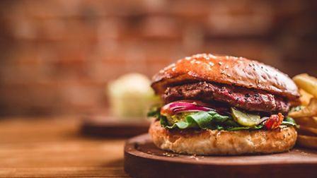 Burgers have become proper, honest, nourishing meals in their own right