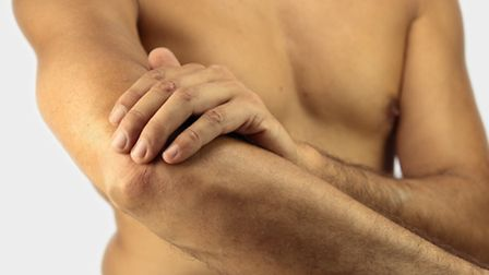 Tennis elbow or lateral epicondylitis can affect anyone doing repetitive lifting or gripping (Photo: