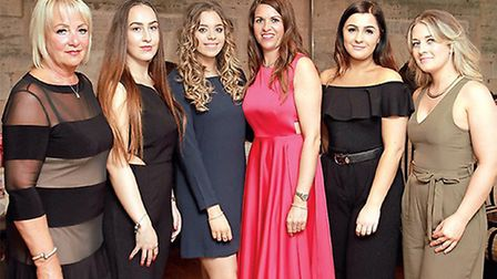The Beauty Beyond team. Left to right: Anne Holden, Suzanna Stasik, Molly Attwood, Kirsti Atwood, El