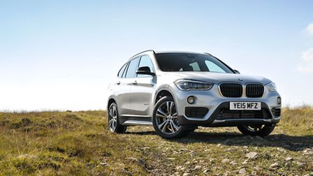 BMW has brought the X1 into line with its bigger brethren