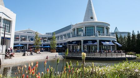 Bluewater - all your shopping under one Kent roof