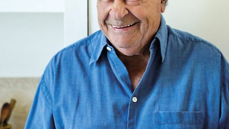 Antonio Carluccio will be cooking at Woking Food and Drink Festival 2016 (Photo: Laura Edwards)