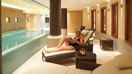 Many villages have wellness spas on the premises