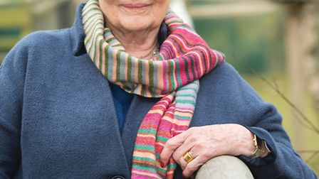 Dame Judi Dench during her exclusive interview for Surrey Life