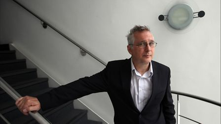 Comedy writer Henry Normal will be at Manchester Literature Festival