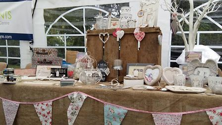 Peruse the wide range of stalls at the fayre