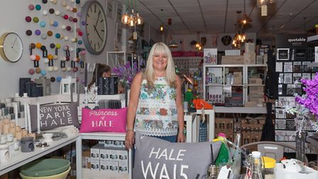 Louise Duerr of Gift and Home