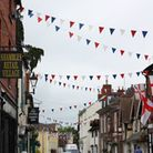 The bustling town will be packed full of visitors to the fayre