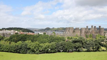 Conwy landscape