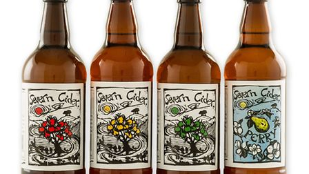 The Bull family have been making this award-winning cider for three generations