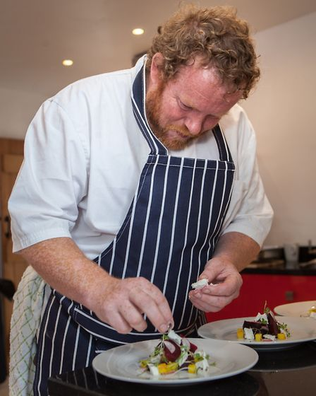 A top chef can create restaurant food at your home