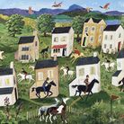 Odds on by Lucy B Campbell at the Esher Hall Fair