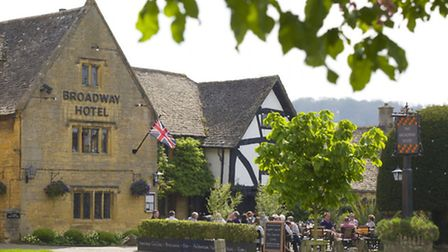 Broadway Hotel has won an award for excellence in the Visit Worcestershire Awards