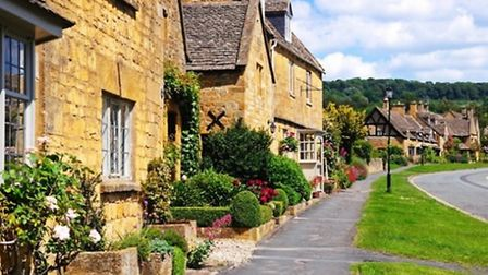 The Broadway Hotel is in the heart of the pretty Cotswold village