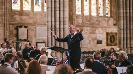 Exeter Philharmonic Choir will perform Handel's Messiah in the presence of the Lord Mayor of Exeter