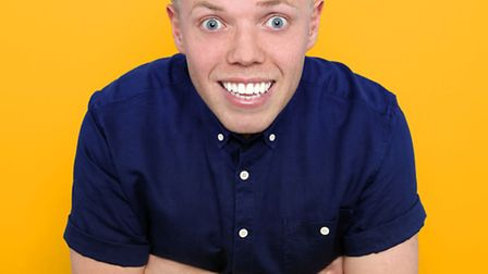 'Mouth of the South' Rob Beckett wants us to forget our troubles for 90 minutes