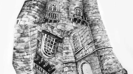 Broadway Tower, by Kitty Kovacevic