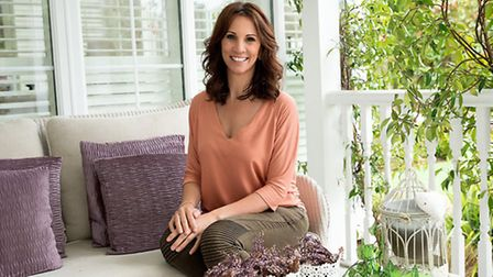 Andrea McLean has lived in Ashtead for around 10 years (Photo Andy Newbold)