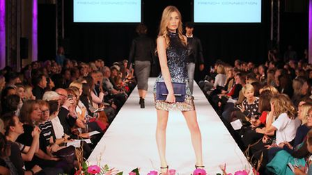 The Cathedral Catwalk Show presents high street brand, independents and new designers (Photo: Craig