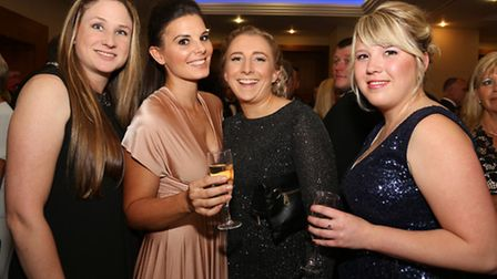 Tracey Howell, Jaclyn Cliff, Sophie Camm and Nic Shallcross
