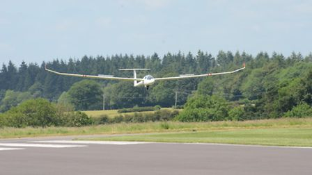 Take to the skies - try gliding