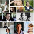 Just a small selection of Guildford Book Festival 2016 authors