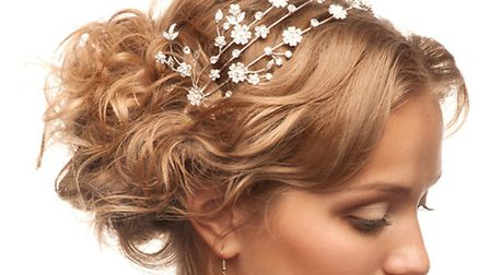 Planning style and treatments for your wedding day hair needs forethought and discussion