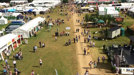 Countryfile Live 2016 at Blenheim Palace, Oxfordshire