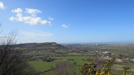 View from Woodhouse Hill