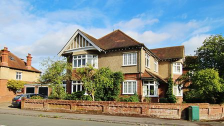 Westbourne Crescent, Highfield, £950,000. Substantial traditional five bedroom property on prime roa