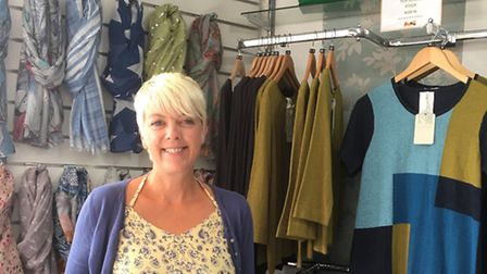 Lissy Coles, co-owner of Twig on Bath Road