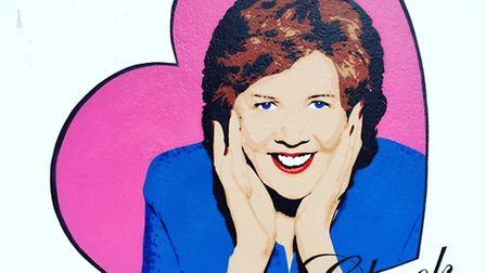 Cilla Black by Pegasus