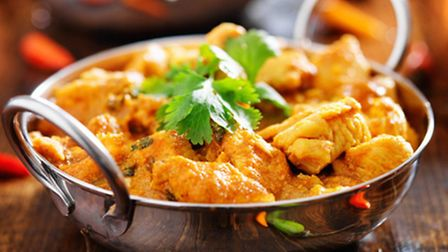 If you want a great curry, Cheltenham is the place to go
