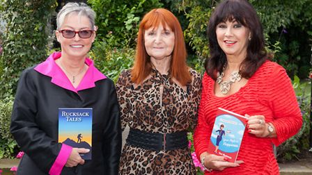 Jeanette Moore, Sue French and Toni Mackenzie