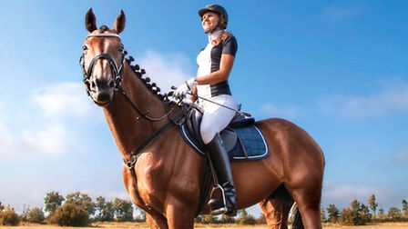 Here's why you might want to take up horse riding (Pic: Thinkstock)