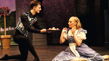 Alice In Wonderland by Ballet Theatre UK at Brighton Dome Concert Hall