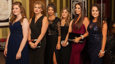 Victoria Mansfield, Ellen Thersby, Lydia Joy, Lydia Bainbridge, Catherine Buckley and Clare Devlin